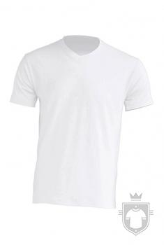 Camisetas JHK Urban V color White :: Ref: WH