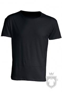 Camisetas JHK Urban Slub color Black :: Ref: BK