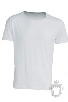 Camisetas JHK Urban Slub color White :: Ref: WH