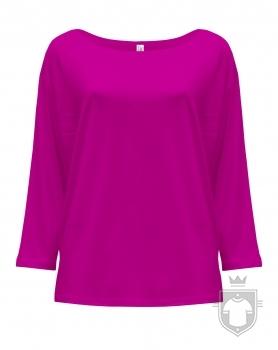 Camisetas JHK Maldivas W color Fucsia :: Ref: FU