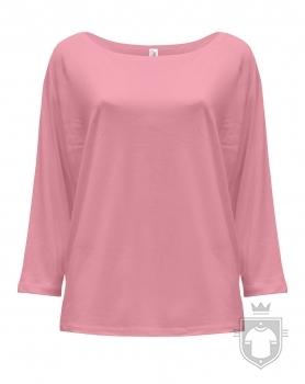 Camisetas JHK Maldivas W color Pink Neon :: Ref: PKN