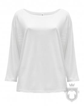 Camisetas JHK Maldivas W color White :: Ref: WH
