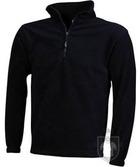 Chaquetas JN Half zip fleece color Navy :: Ref: navy