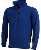 Chaquetas JN Half zip fleece color Royal :: Ref: royal