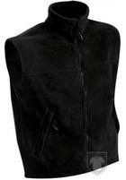 Chalecos JN Fleece vest color Black :: Ref: black