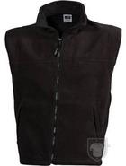 Chalecos JN Fleece vest color Dark grey :: Ref: dark-grey