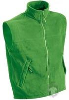 Chalecos JN Fleece vest color Lime green :: Ref: lime-green