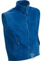 Chalecos JN Fleece vest color Royal :: Ref: royal