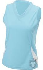 Camisetas JN Tirantes w color Ocean - White :: Ref: ocean-white