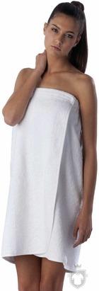 Toallas Kariban Toallas Pareo de rizo color white :: Ref: white