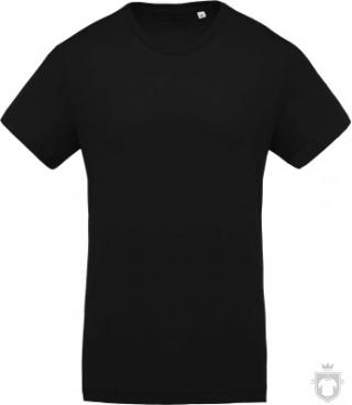 Camisetas Kariban Orgánica K371 color Black :: Ref: black