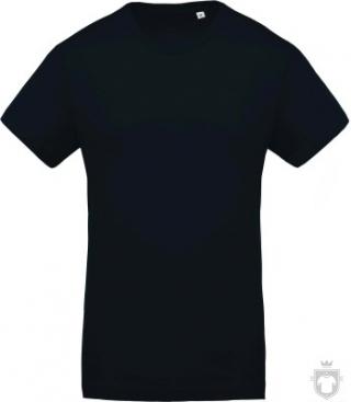 Camisetas Kariban Orgánica K371 color Navy :: Ref: navy