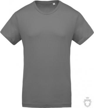 Camisetas Kariban Orgánica K371 color Storm Grey :: Ref: storm-grey