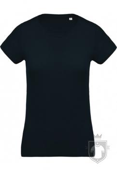 Camisetas Kariban Orgánica K391 W color Navy :: Ref: navy