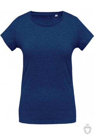 Camisetas Kariban Orgánica K391 W color  :: Ref: ocean-blue-heather