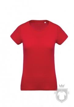 Camisetas Kariban Orgánica K391 W color red :: Ref: red
