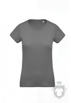 Camisetas Kariban Orgánica K391 W color Storm Grey :: Ref: storm-grey