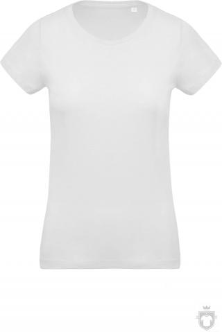 Camisetas Kariban Orgánica K391 W color white :: Ref: white