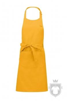 Delantales Kariban sommelier color Mustard :: Ref: mustard