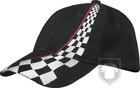 Gorras MB Racing color Black :: Ref: black