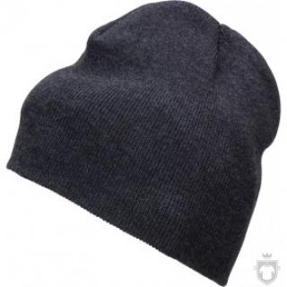 Gorras MB Beanie 1 color Grey melange :: Ref: grey-melange