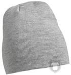 Gorras MB Beanie 1 color Light grey melange :: Ref: light-grey-melange