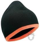 Gorras MB Beanie color Black - Orange :: Ref: black-orange