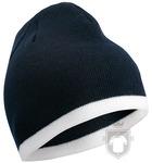 Gorras MB Beanie color Navy - white :: Ref: navy-white