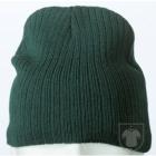 Gorras MB Knitted Rib Beanie color Dark Green :: Ref: dark-green
