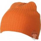 Gorras MB Knitted Rib Beanie color Orange :: Ref: orange
