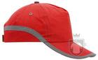 Gorras MK Bordes reflectantes color Red :: Ref: 03