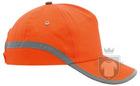 Gorras MK Bordes reflectantes color Orange :: Ref: 07