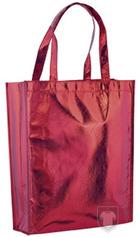 Bolsas MK Ides metalizada color Red :: Ref: 03