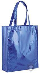 Bolsas MK Ides metalizada color Blue :: Ref: 19