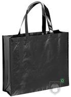 Bolsas MK Flubber laminado color Black :: Ref: 02