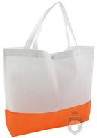 Bolsas MK Bagster color White-Orange :: Ref: 123