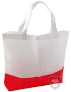 Bolsas MK Bagster color White-Red :: Ref: 125