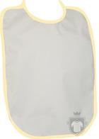 Baberos RTN Tena babero algodon color White - Crude :: Ref: 003