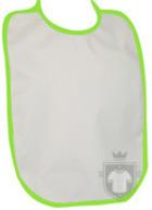 Baberos RTN Tena babero algodon color Green :: Ref: 354