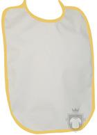 Baberos RTN Tena babero algodon color White - Beige :: Ref: 721
