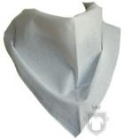 Panuelos RTN Triangular algodón 80X57 color White :: Ref: blanco