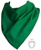 Panuelos RTN Triangular algodón 80X57 color Green :: Ref: verde