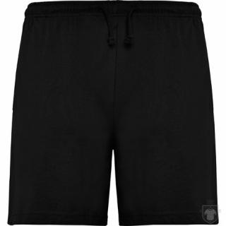 Pantalones Roly Bermuda puntosport  color Black :: Ref: 02