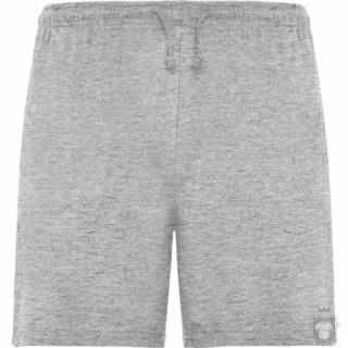 Pantalones Roly Bermuda puntosport  color Grey  :: Ref: 58