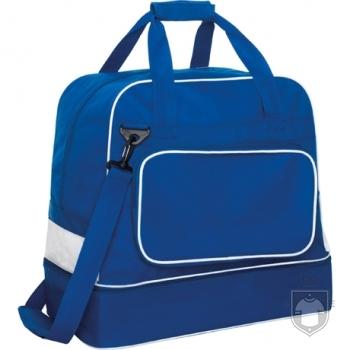 Bolsas Roly Striker Bolsa Deportes color Royal blue :: Ref: 05