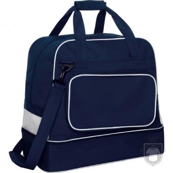Bolsas Roly Striker Bolsa Deportes color Navy blue :: Ref: 55