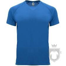 Camisetas Roly Bahrain color Royal blue :: Ref: 05