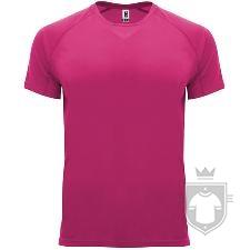 Camisetas Roly Bahrain color Roseton :: Ref: 78