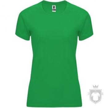 Camisetas Roly Bahrain W color Green Fern :: Ref: 226