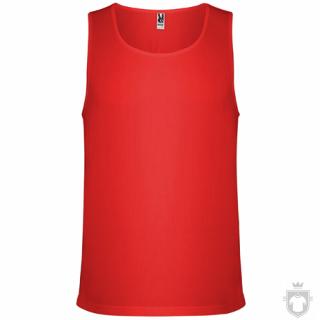 Camisetas Roly Interlagos color Red :: Ref: 60